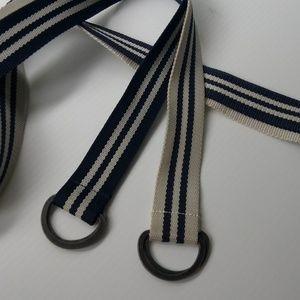 Canvas belts 3
